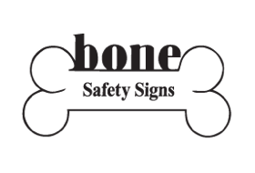 Bone Safety Signs Logo
