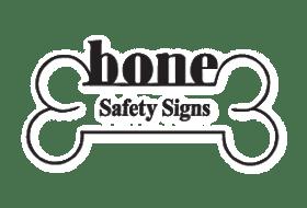 Bone Safety Signs Logo